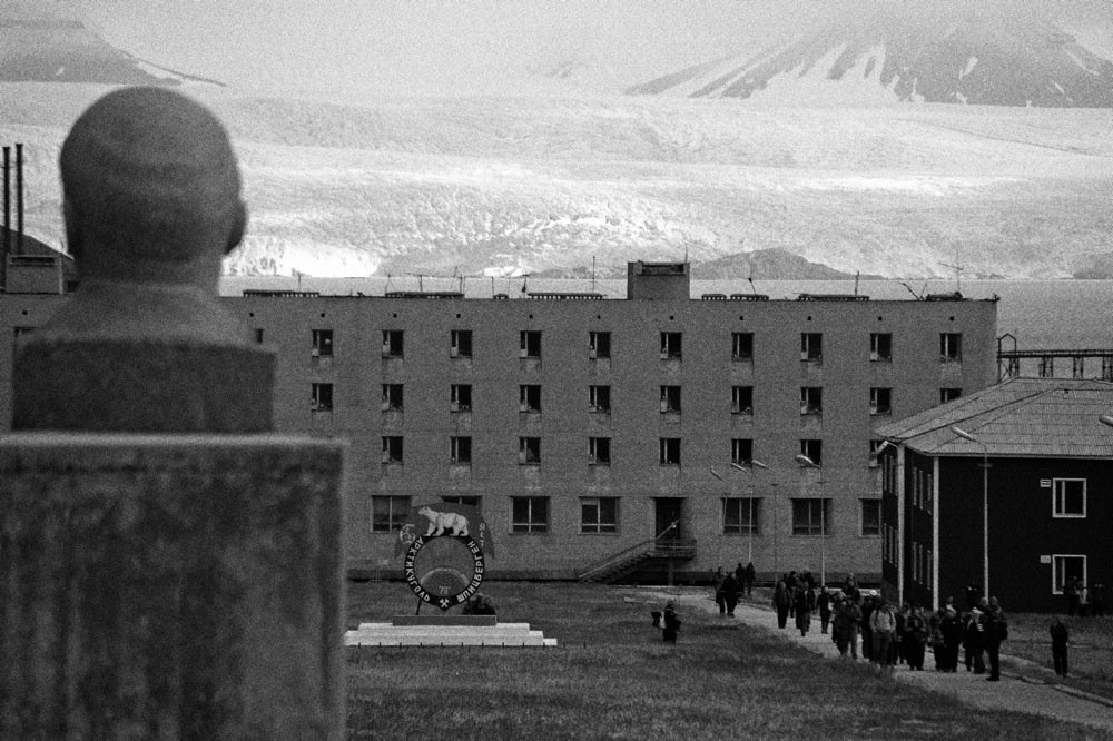 Pyramiden: A Ghost Soviet Mining Town in the Arctic