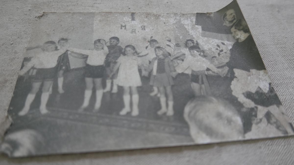 Photo found in Pripyat