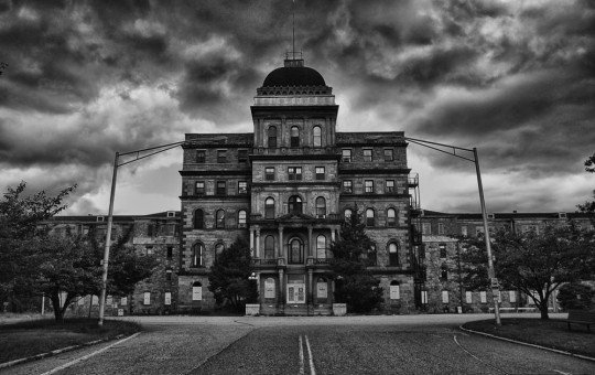 Rise And Fall Of Greystone Park Psychiatric Hospital