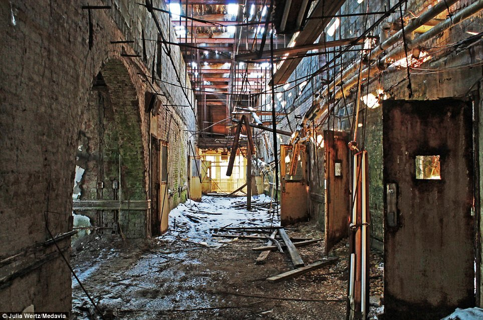 Greystone Park Psychiatric Hospital In New Jersey
